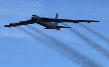US-Bomber nähern sich Russlands Grenzen – Medien