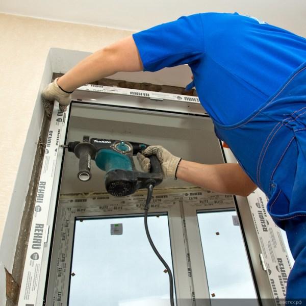 Установка и отделка пластиковых окон в Калининграде ...