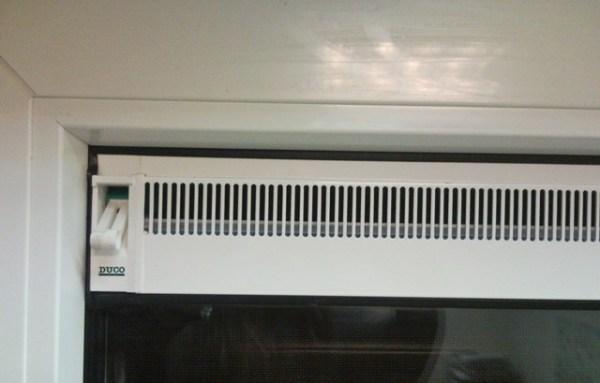 Купить вентиляционные клапана для ПВХ окон | Балтийское ...