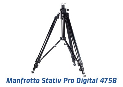 Manfrotto-Stativ-Pro-Digital-475B