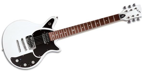 alat musik modern berupa gitar
