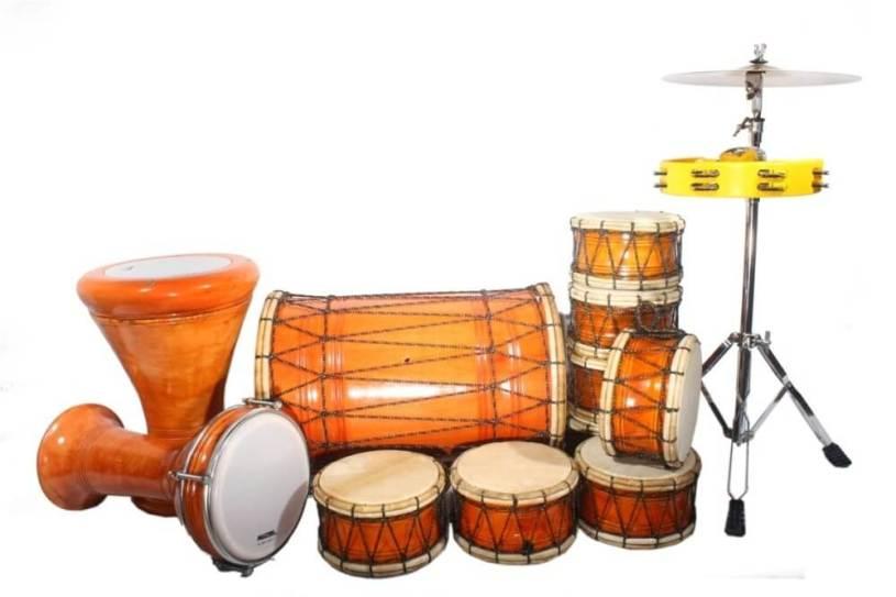 contoh alat musik betawi