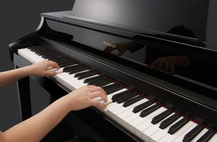 contoh alat musik harmonis modern