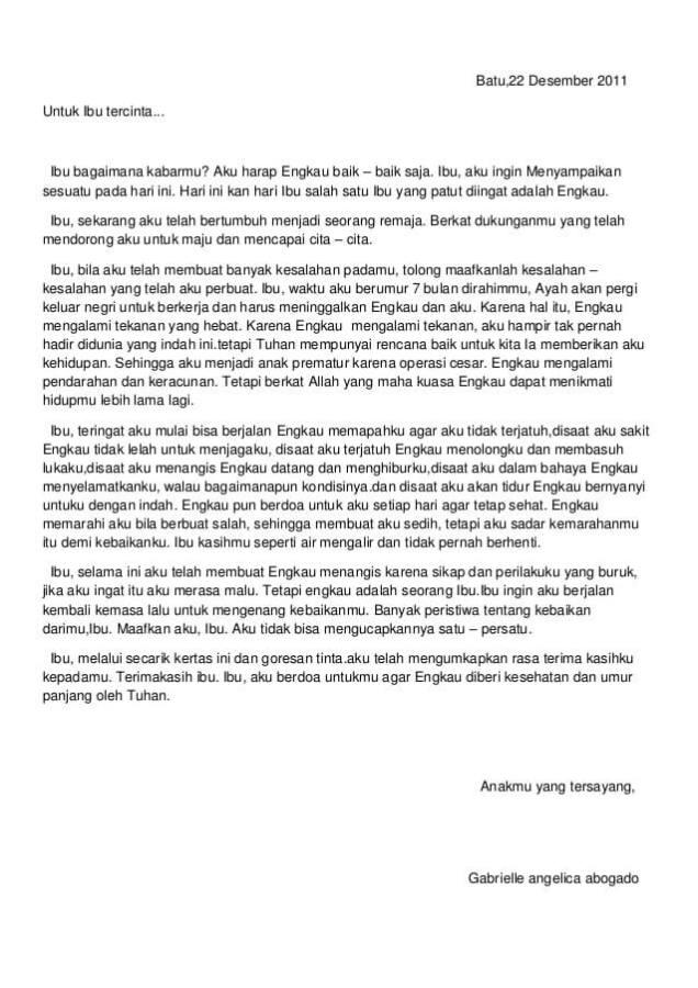 26++ Contoh surat pribadi yang bersifat resmi terbaru terbaru