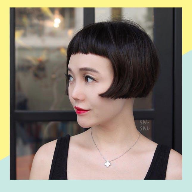 75+ Model Rambut Pendek Wanita dan Pria Terbaru 2019 ...