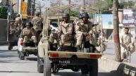 The army has beefed up its presence in Quetta