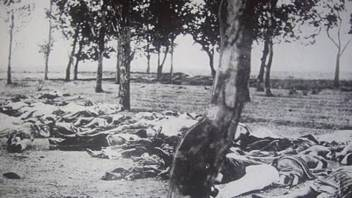 Genocide committed by Pakistani occupation army and their local collaborators in 1971