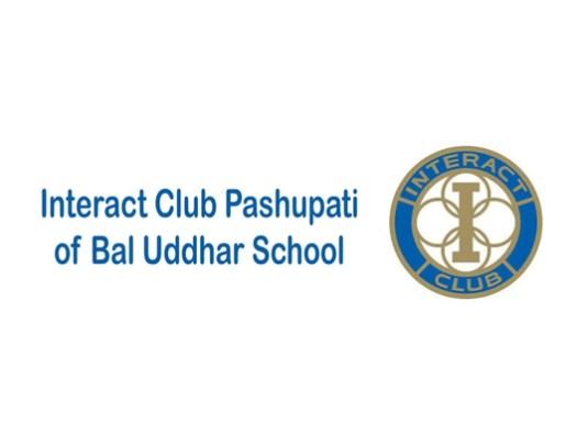 interact club of Bal Uddhar School