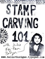 Stamp Carving 101