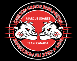 Carlson Gracie Burlington Logo