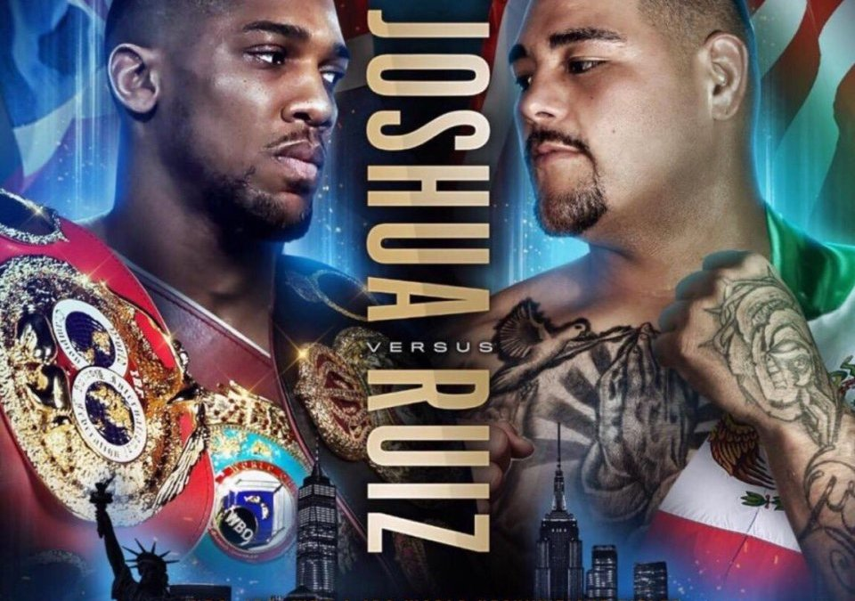 "Watch ""Anthony Joshua vs. Andy Ruiz Jr  post-fight interview"" on Bamabjj.com"