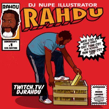 Twitch.TV/DJRahdu