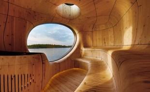 184549 Grotto Sauna