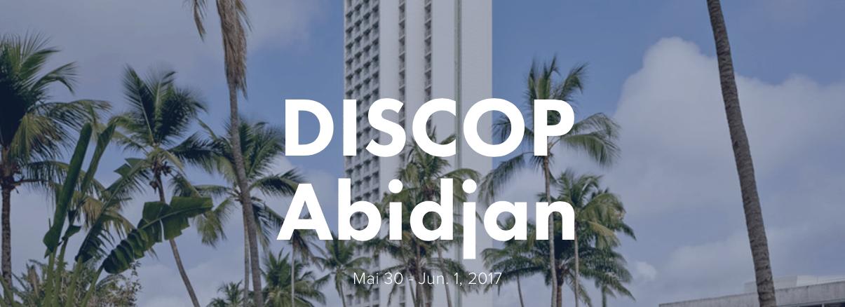 Discop Abidjan c'est du 30 mai au 1er juin