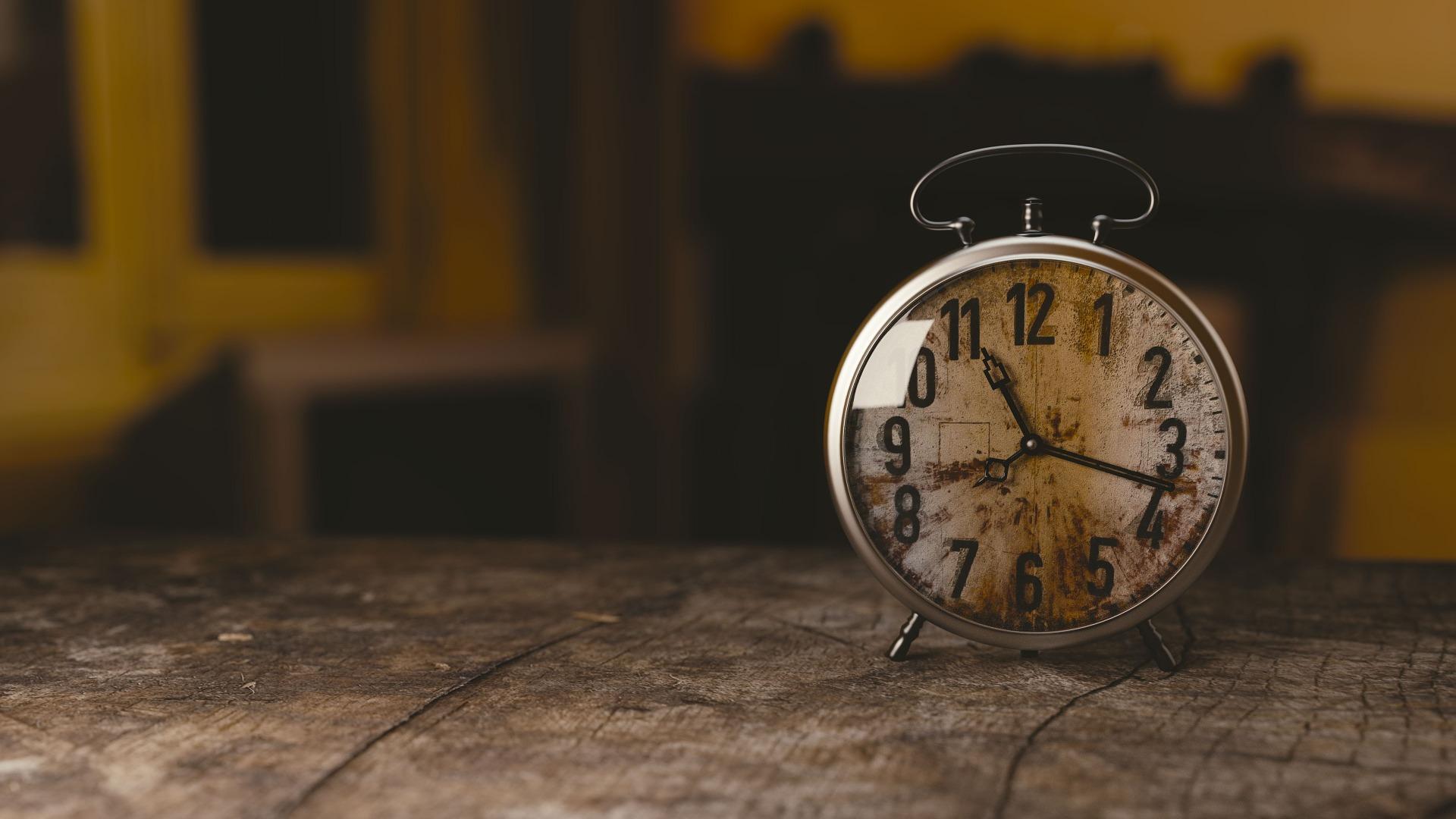 Laisser le temps au temps