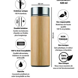 description complete thermos