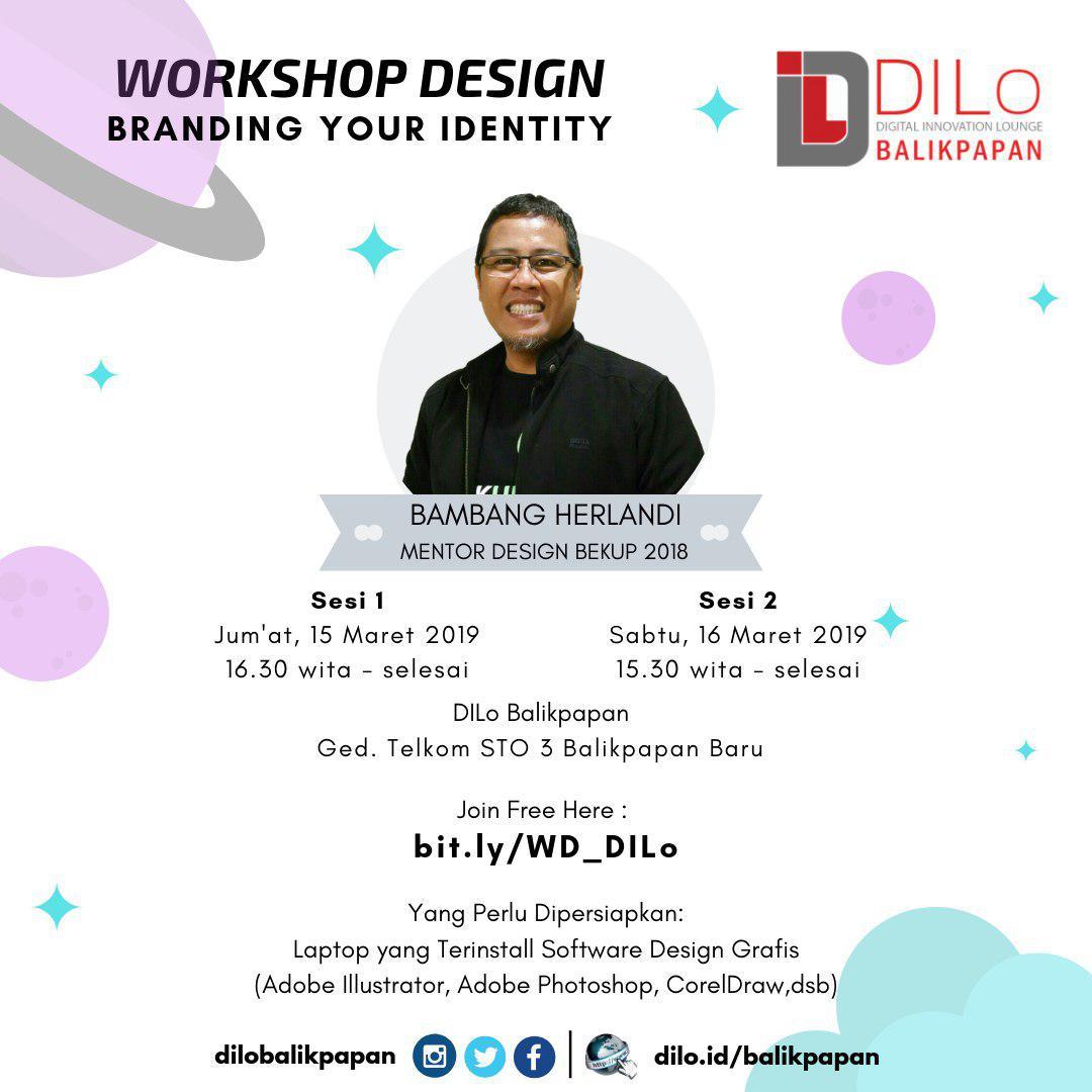 "Workshop Design ""Branding Your Identity"""
