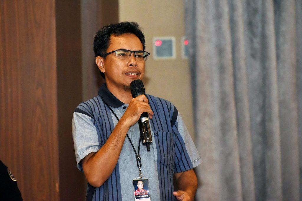 Peserta Gathering netizen MPR RI di Balikpapan