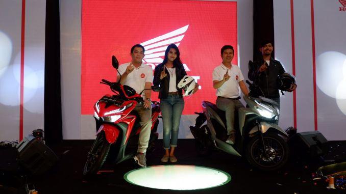 Launching All New Honda Vario di Balikpapan