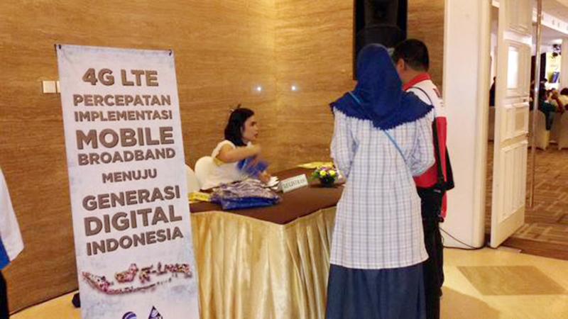 B!Blogger Menghadiri Launching Indosat Super 4G-LTE di Balikpapan