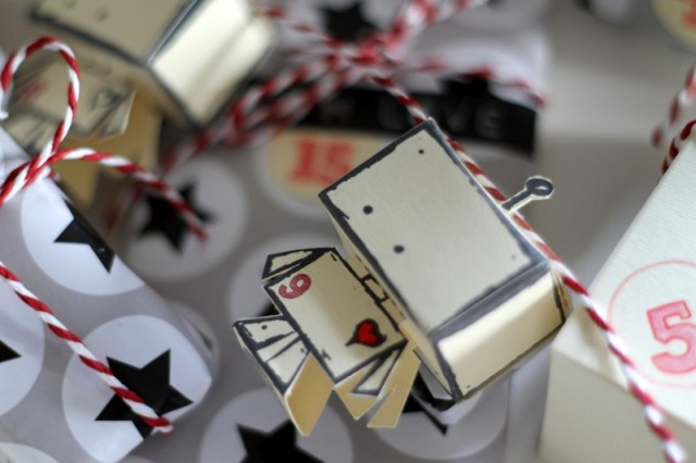 Robots Adventskalender