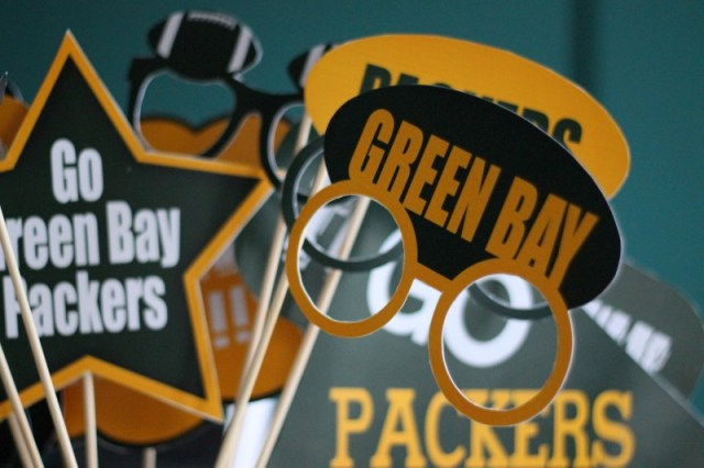 Green Bay Packers Photoprops