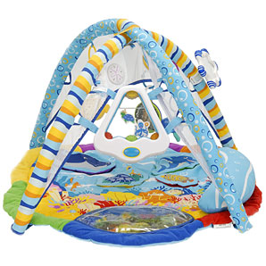 Review: Baby Einstein Discovering Water Activity Mat