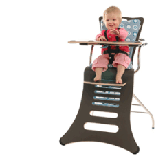 K1 and K2 Highchairs by Küster