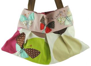 Butterflies Flouncy Bag