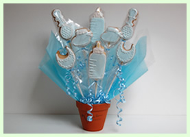 Biccies Bouquets