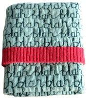 Blah Blah blanket by Donna Wilson