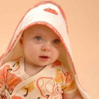 Sckoon Organic Cotton Hooded Towels