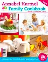 Annabel Karmel Family Cookbook Winter & Christmas 2008 Available for Pre-Order