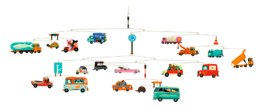 Traffic Mobile by Djeco
