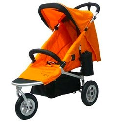 The Pushchair Track: Air Buggy Mimi