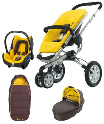 The Pushchair Track: Quinny Buzz 3