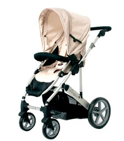 The Pushchair Track: Britax Vigour 4+ Pushchair