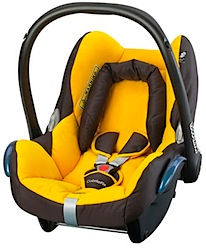 BG Guide to…Buying a Car Seat