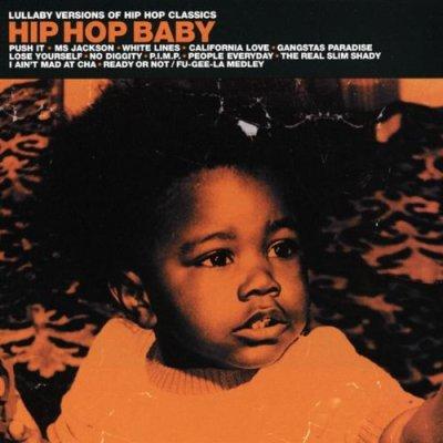 Hot Buy! Hip Hop Baby CD