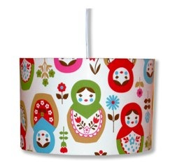 Fabulous Lampshades from Hunky Dory Home