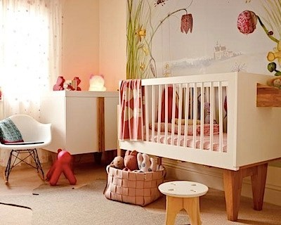 Nursery Tour: Florence's Contemporary Haven