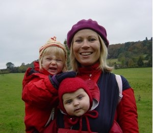 Two Minutes With a Mumpreneur: Anne from Cloudberry Living
