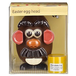 Chef Marshall Easter Egg Head