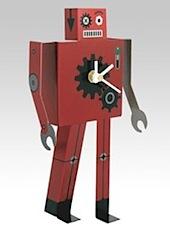Robot Clocks