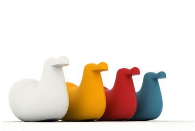 Hot Buy of the Day: Magis Dodo Rocking Bird