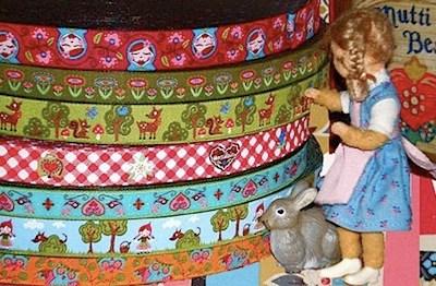 Fabrics from Volksfaden