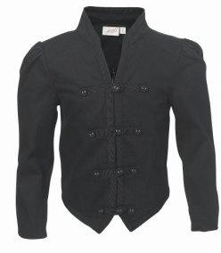 Great Autumn Winter Coat Hunt: New Look Kids Military Jackets