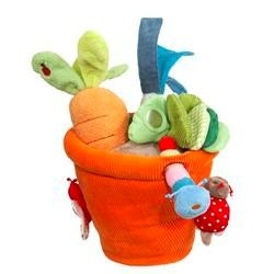Latitude Enfant Magic Hat & Veggie Garden Soft Toys