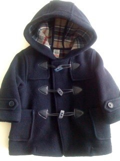 Great Autumn Winter Coat Hunt: Zara Baby for Boys Coats