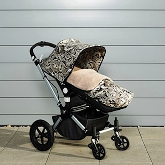 The Pushchair Track: Bugaboo Frog & Chameleon Covers by Lunalu